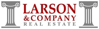 Larson & Company Real Estate Logo