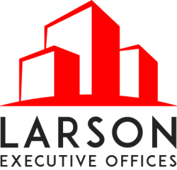 Larson executive offices logo